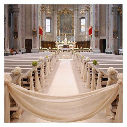 Guida Al Matrimonio L 39 Addobbo Floreale In Chiesa