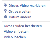 Facebook Video in Blogspot einbetten