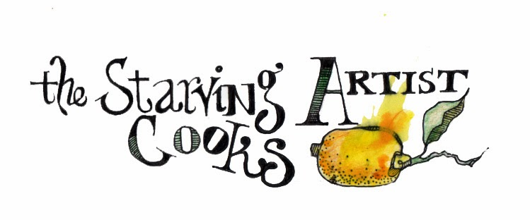 The Starving Artist Cooks