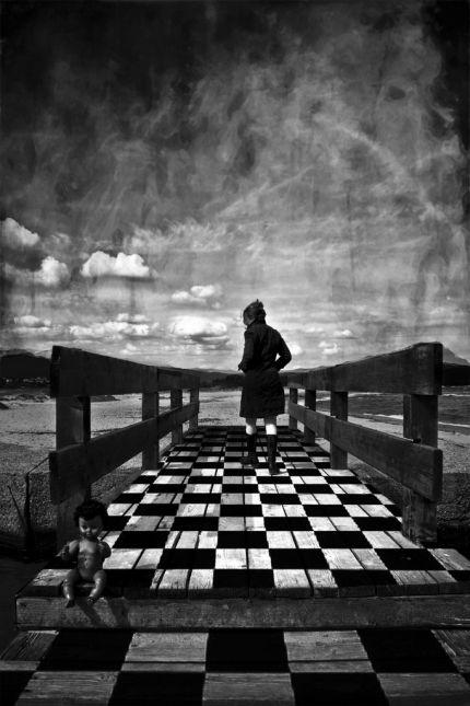 Thomas Longo fotografia sombria sinistra surreal