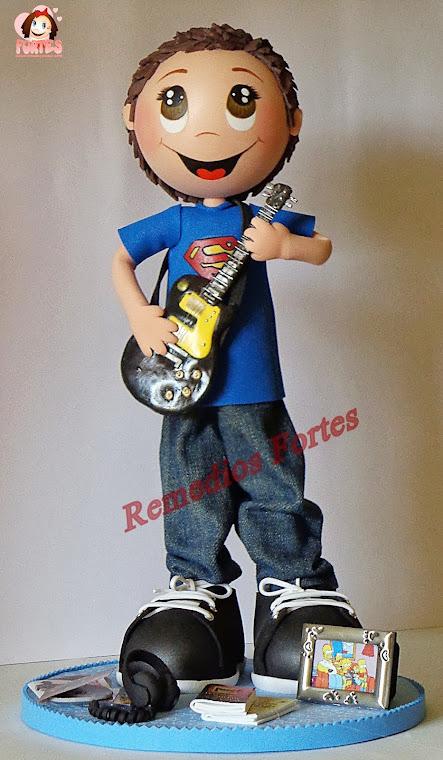 Enrique guitarrista
