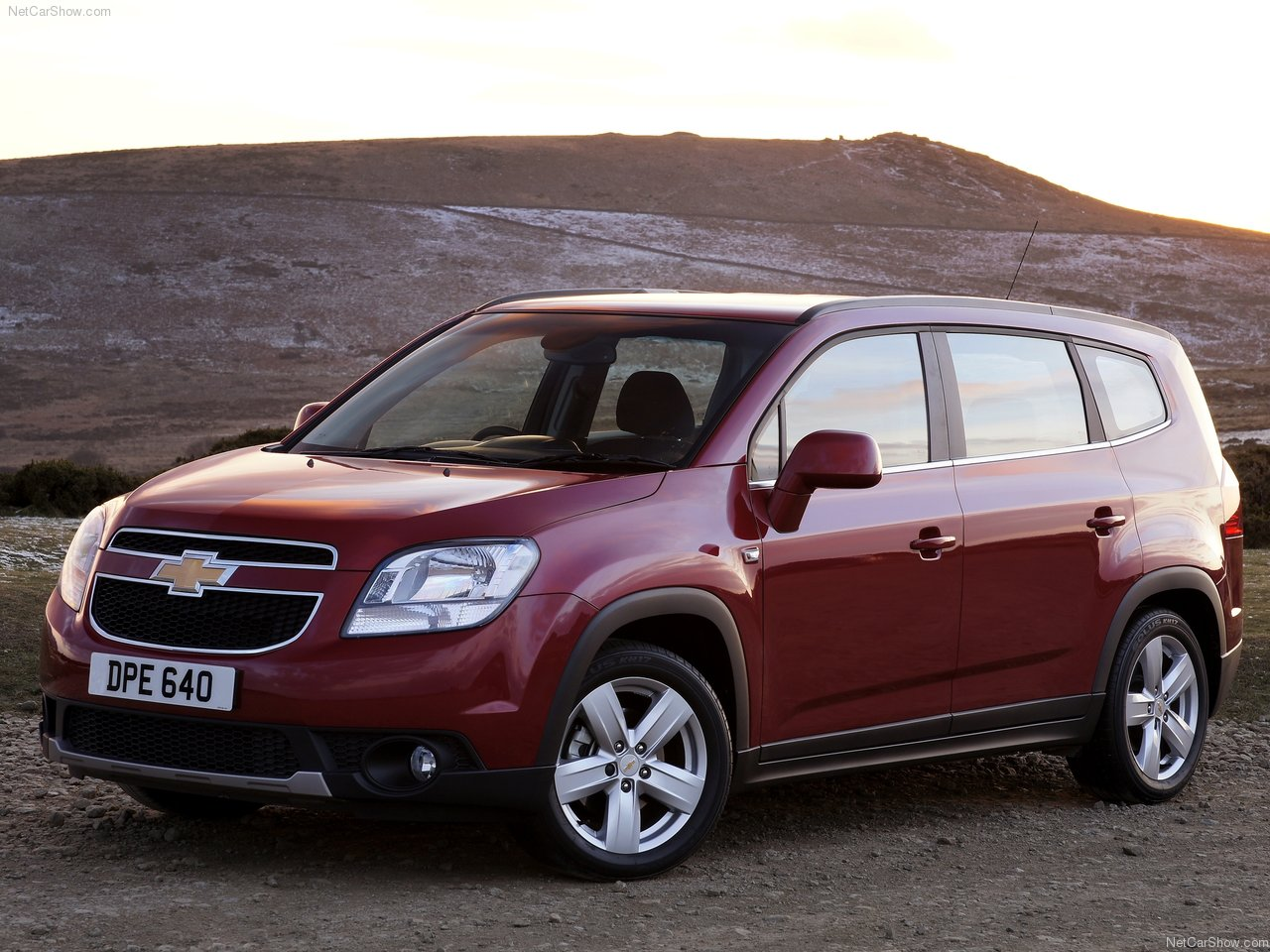 2012 Chevrolet Orlando Chevrolet Autos Spain