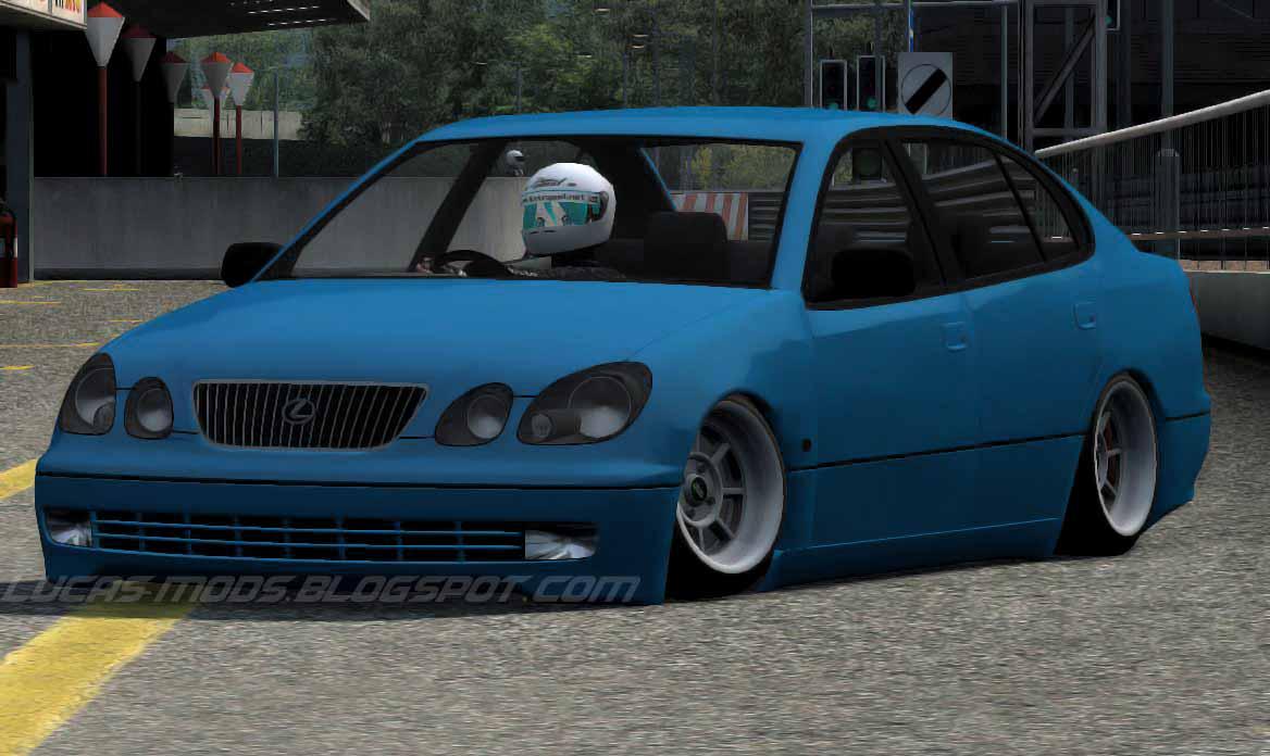 Xr Lexus Gs300 Lm