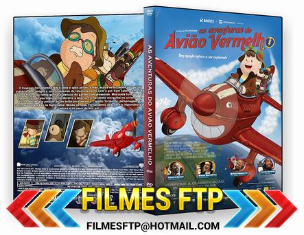 As Aventuras do Avião Vermelho 2015 DVD-R