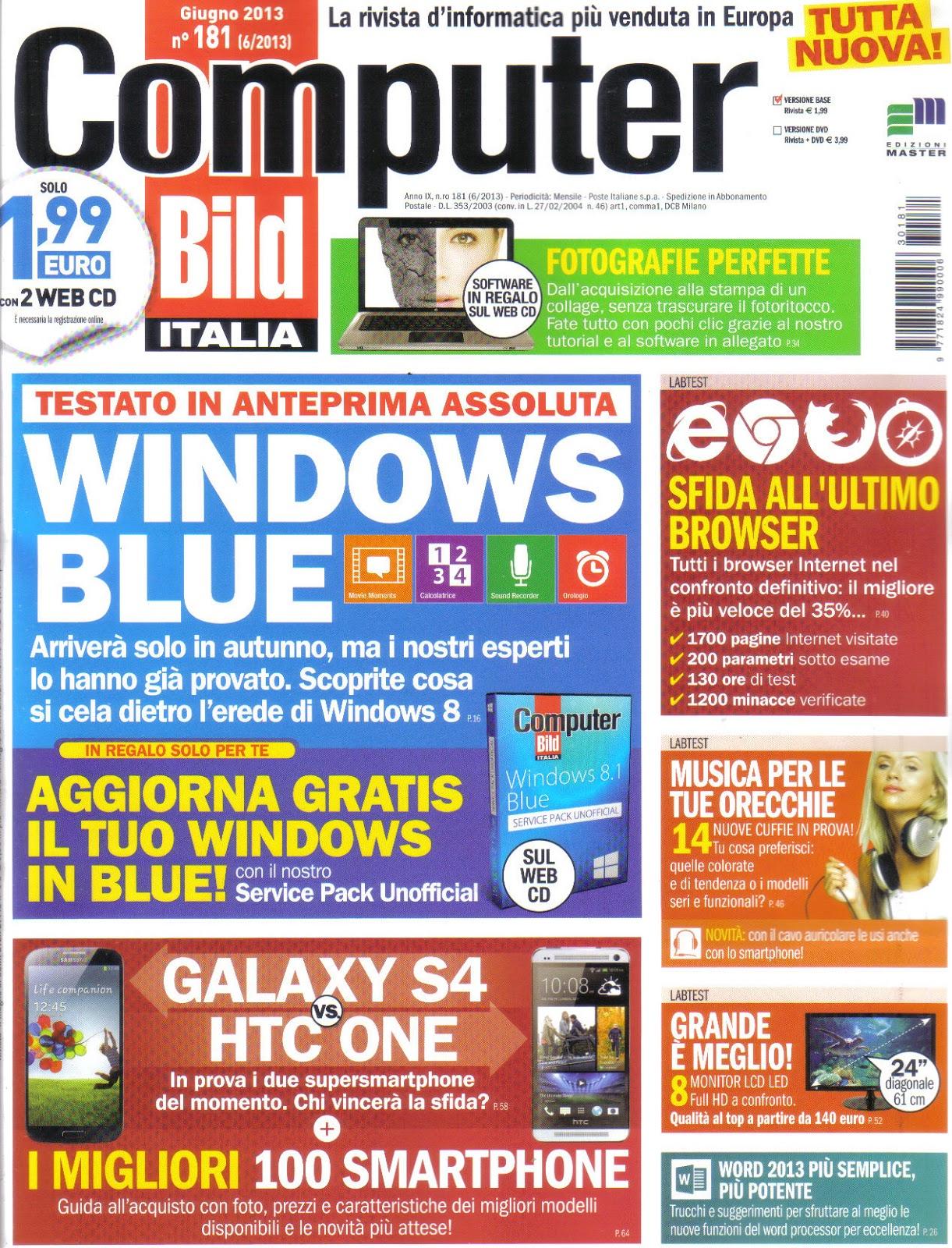 edicola italiana riviste