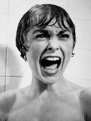pyscho shower scene notes Marion, norman, and the collision of narratives in psycho  marion steps into the shower to cleanse herself of the crime  notes: some context: women.