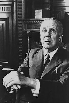 112th Birthday of Jorge Luis Borges