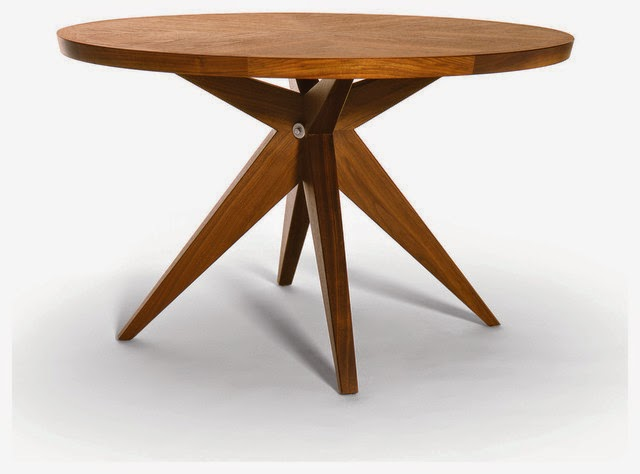 Round Modern Kitchen Table