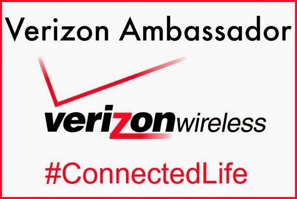 Verizon Ambassador | #connectedlife #verizon