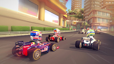 PC Racing Game F1 Race Stars