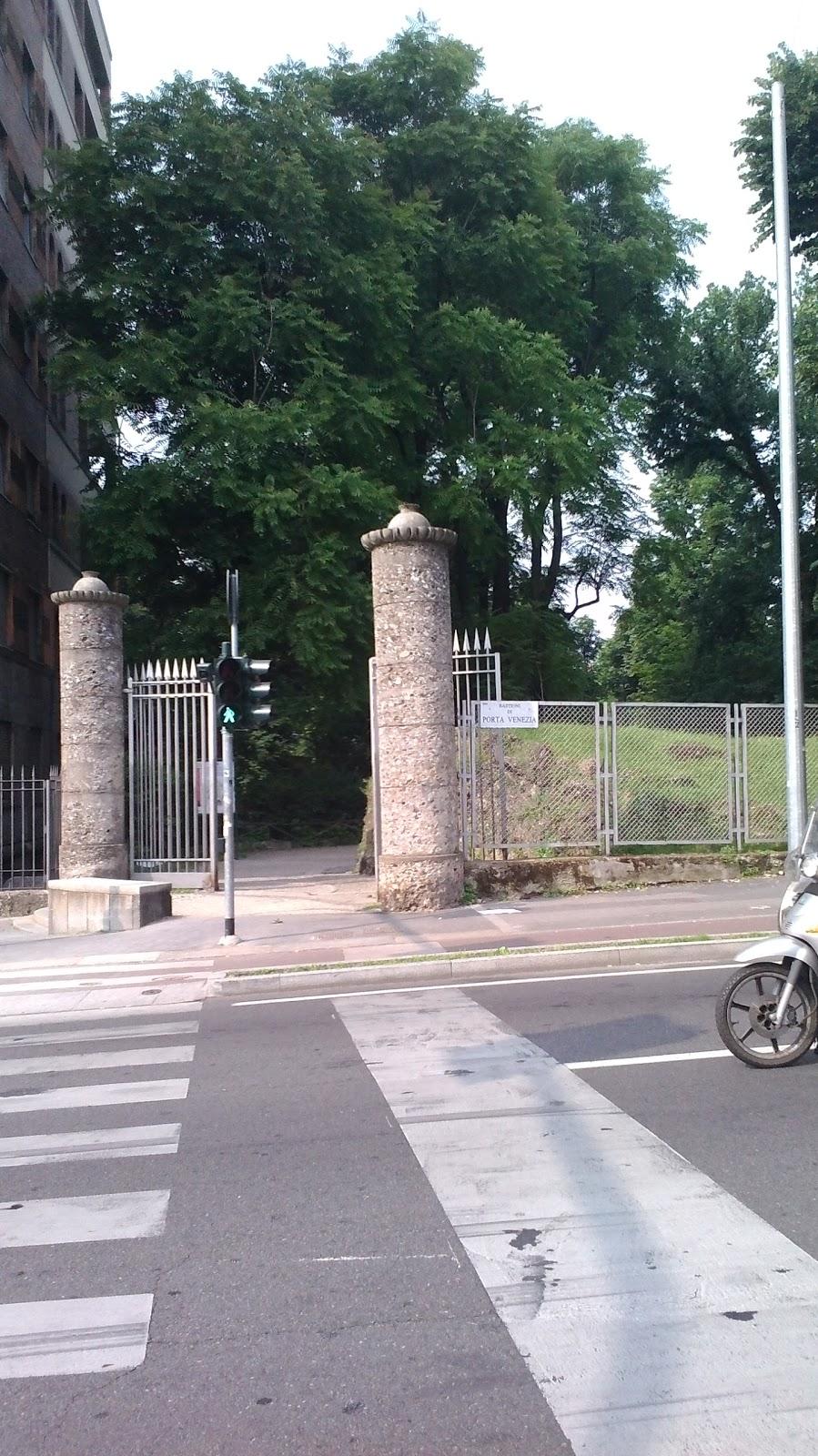 Ai giardini di porta venezia - Parco di porta venezia ...