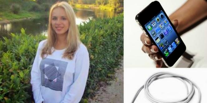 Gadis Ini Tewas Gara gara Pakai iPhone di Kamar Mandi