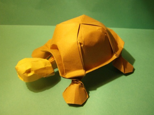 The Lavish Life Of Henry Turtle Origami