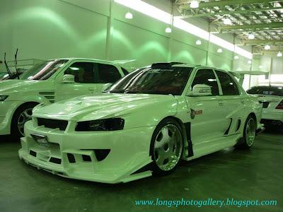 Super GT Wide Body Wira R34