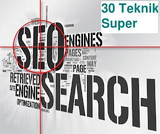 30-teknik-super-SEO