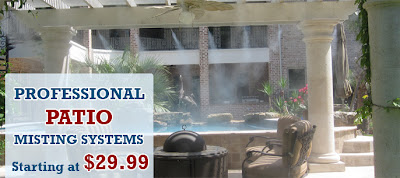 How To Select The Best Outdoor Misting Systems