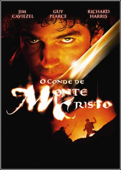 O Conde de Monte Cristo  AVI Dual Áudio + RMVB Dublado