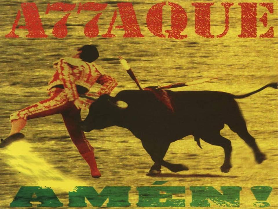 Amén Álbum De Attaque 77