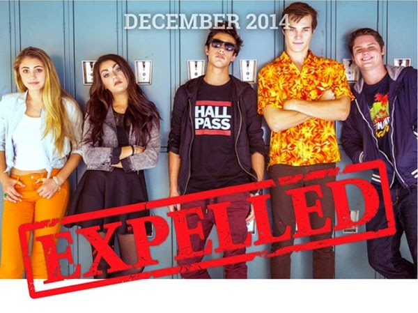 Cameron Dallas in Expelled the movie - Watch Online