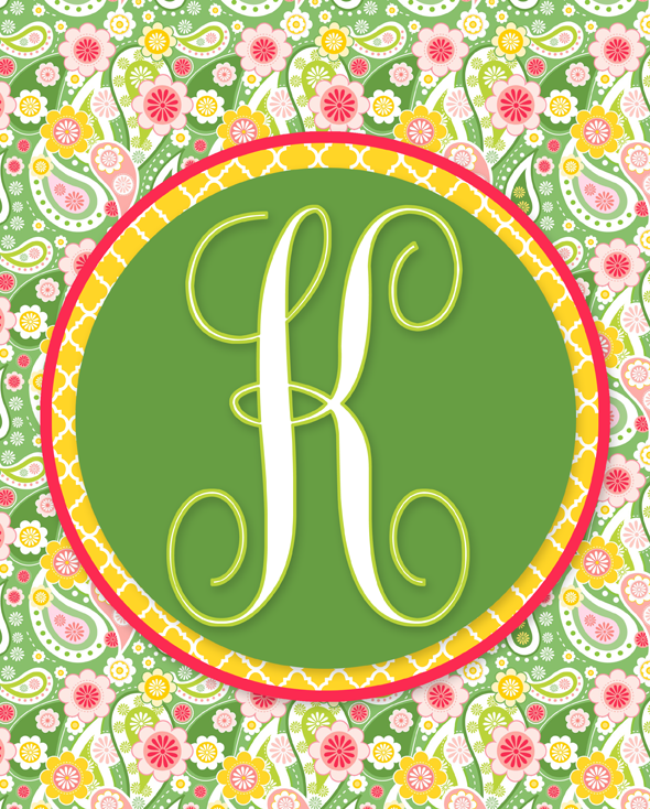 i should be mopping the floor: Lilly Pulitzer-Inspired Spring ...
