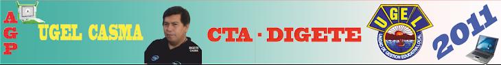 AREA DE GESTIÓN PEDAGÓGICA - CTA  DIGETE  DIECA - UGEL  CASMA