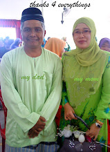 my dad n my mom