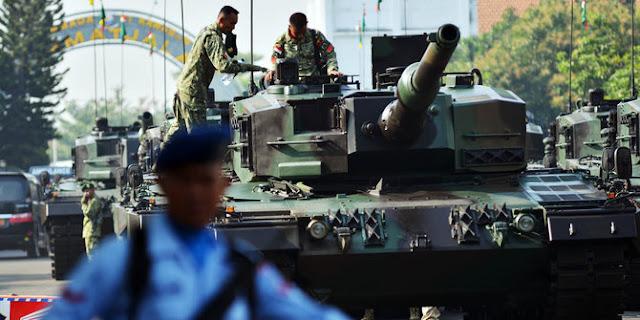 Tank Leopard