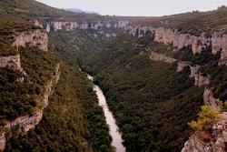 El cañon del Ebro