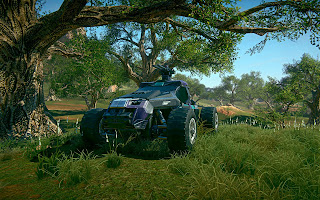 planetside 2 harasser buggy screen 2 PlanetSide 2 (WIN)   Harasser Buggy Screenshots