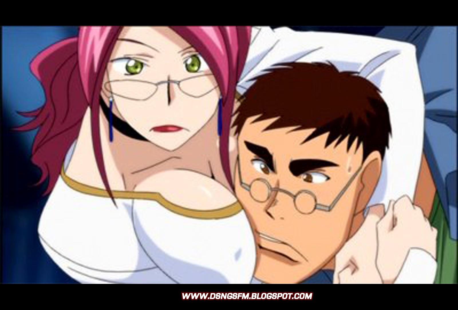 Big tit anime descarga blog