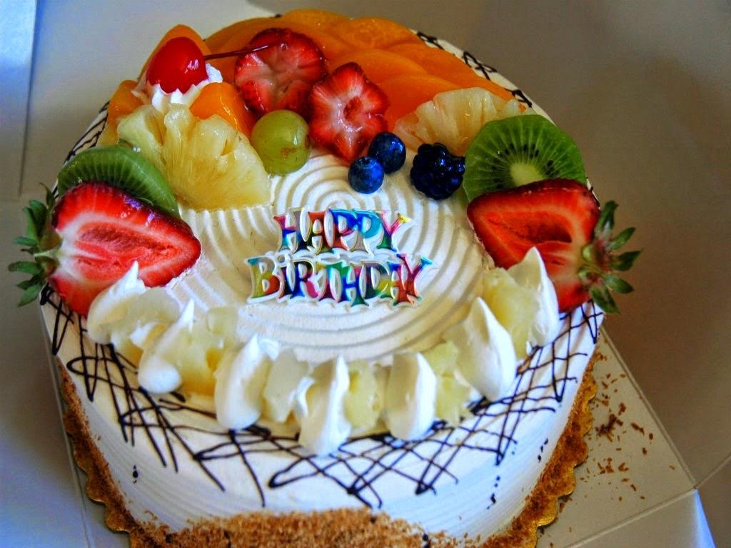 Cool and Nice Birthday Cake