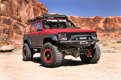 OR-Fab Project Jeep XJ