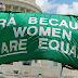 90 Years On, The Fight For The Equal Rights Amendment Continues