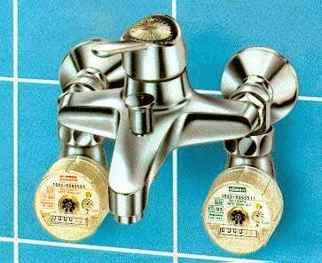 Consigli pratici contatore d 39 acqua da rubinetto - Valvola chiusura acqua bagno ...