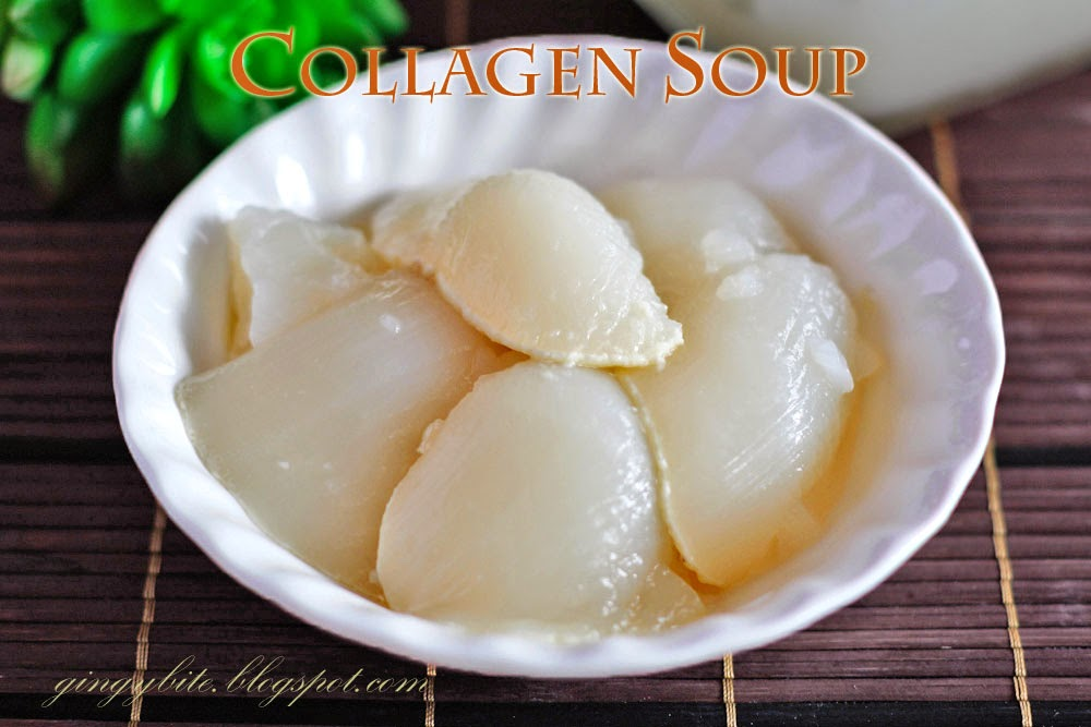 Collagen soup / bijin nabe copycat