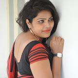 Sitara Hot Photos in Saree at Gundello Guchi Guchi Champake Movie Press Meet 31