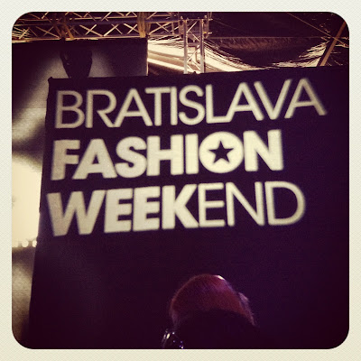 My First Fashion Week