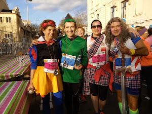Marathon du Beaujolais 19-11-2016