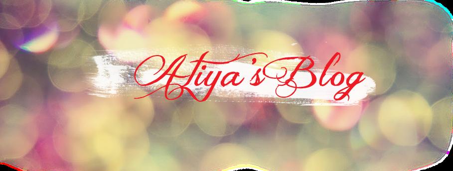 Atiya's Blog