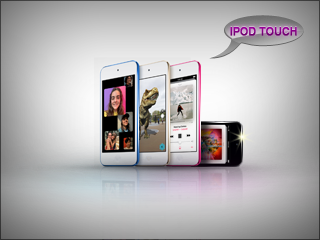New iPod Touch Multimedia Player