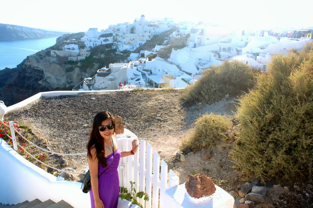 ootd, lookbook, santorini, travel diary, greece, photography, singapore blogger