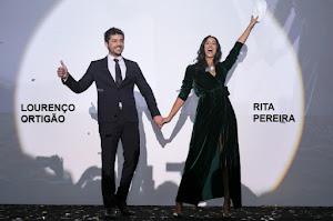 Rita Pereira e Lourenço Ortigão - Embaixadores