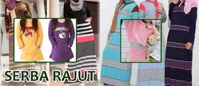 Pakaian Rajut