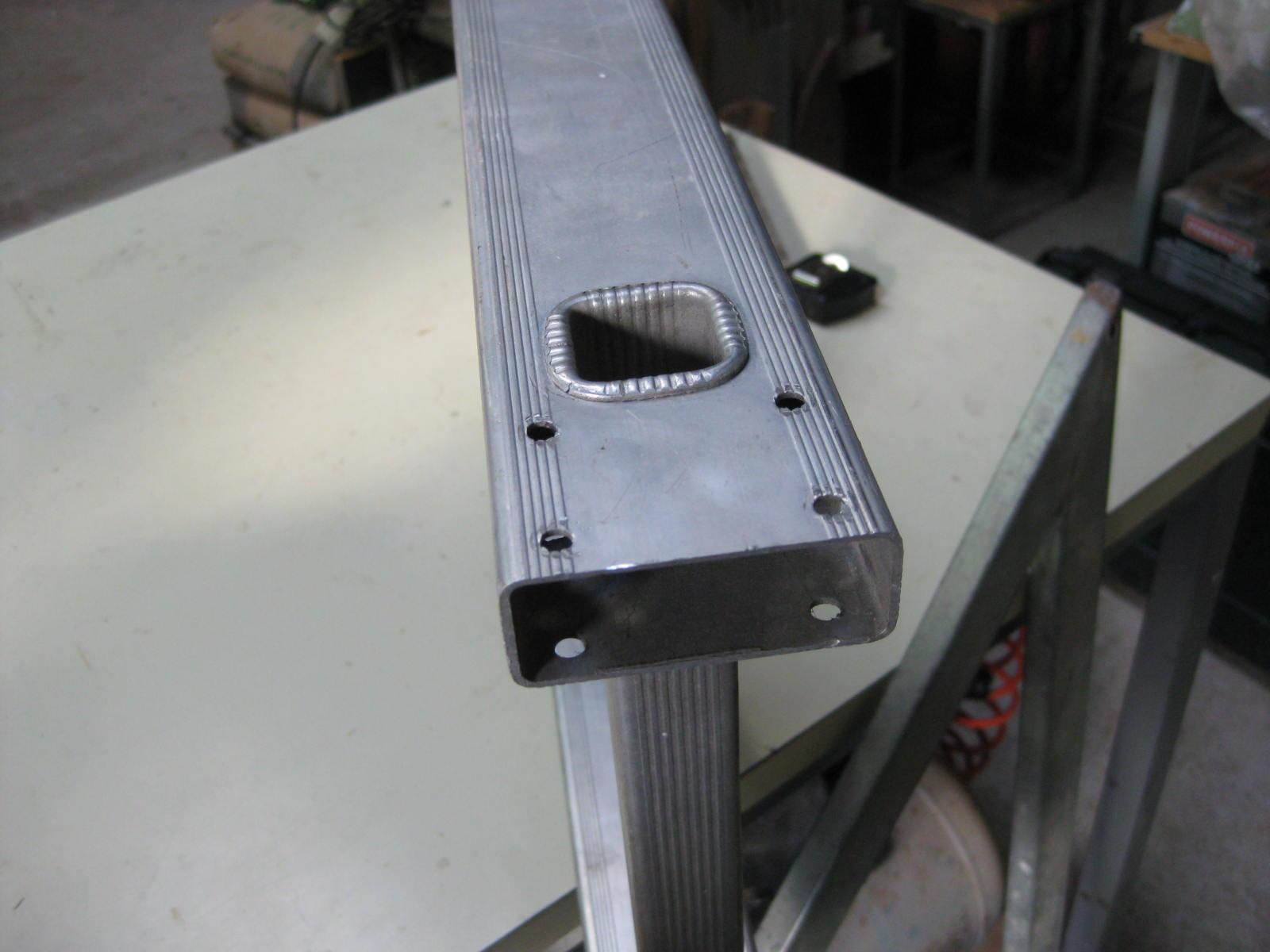 Bricolaje oficios y otras cosas reciclar un trozo de - Como se hacen escaleras de madera ...