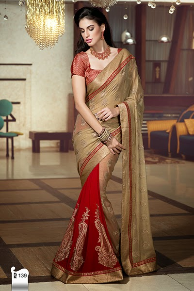 Latest Rangoli Sarees