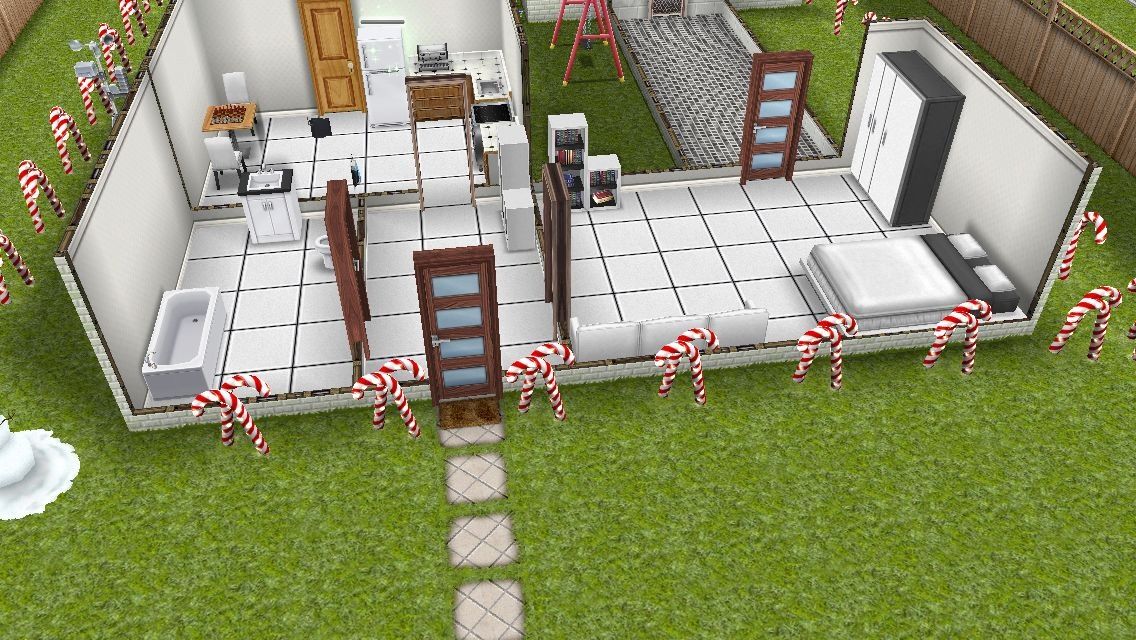 Casas sims secretos oscuros los sims freeplay for Casa de diseno sims freeplay