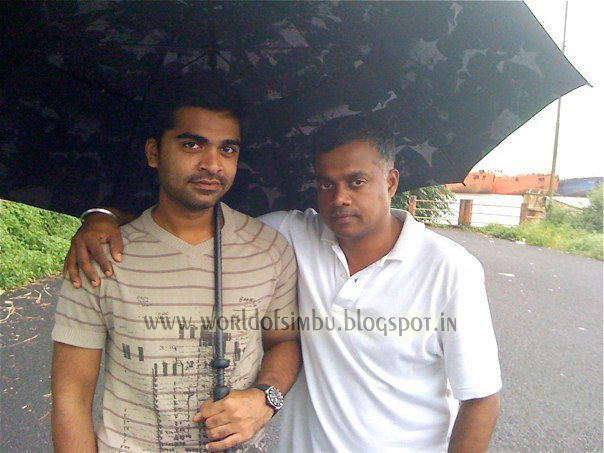Simbu and Gautham
