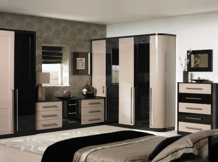High gloss bedroom furniture furniture for Bedroom furniture furniture