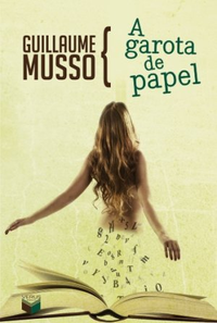 Capa do livro A Garota de Papel