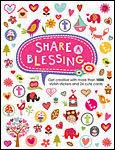 Share a Blessing Post Card Set cover